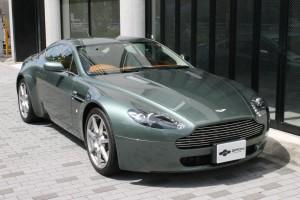 Aston Martin V8 VARTAGE