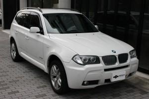 BMW X3 2.5si  Mスポーツ