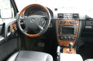 2006 メルセデス・ベンツ G500L