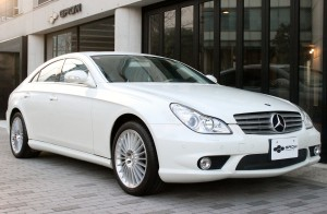 IMG_4892 MB CLS350 AMGスポーツP