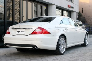 IMG_4898 MB CLS350 AMGスポーツP