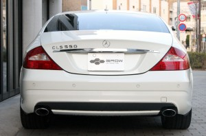 IMG_4906 MB CLS350 AMGスポーツP