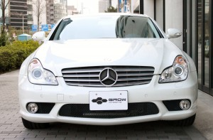 IMG_4907 MB CLS350 AMGスポーツP
