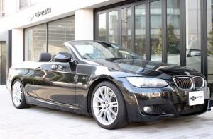 IMG_5207 BMW 335iカブリオレ Mスポーツ