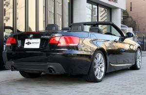 IMG_5221 BMW 335iカブリオレ Mスポーツ