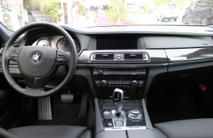 IMG_5676 BMW ハイブリッド7 ロング