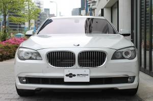 IMG_5705 BMW ハイブリッド7 ロング