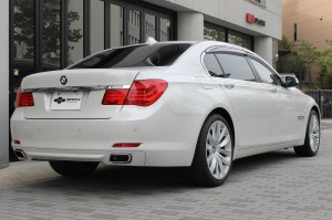 IMG_5723 BMW ハイブリッド7 ロング