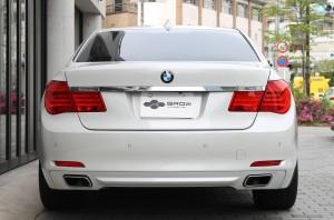 IMG_5727 BMW ハイブリッド7 ロング