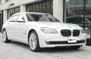 IMG_5731 BMW ハイブリッド7 ロング