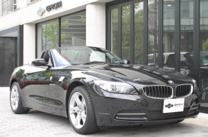 IMG_5767  BMW Z4 sドライブ 20i